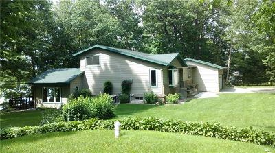 Rice Lake WI Single Family Home Active Bump: $274,900