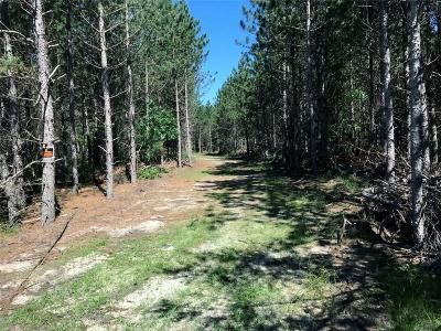 Jackson County, Clark County, Trempealeau County, Buffalo County, Monroe County, Chippewa County, Eau Claire County Residential Lots & Land For Sale: Hwy O