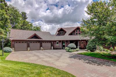 Eau Claire Single Family Home For Sale: 3815 Timber Creek Court