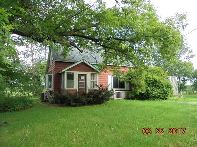 Cumberland WI Single Family Home For Sale: $59,900