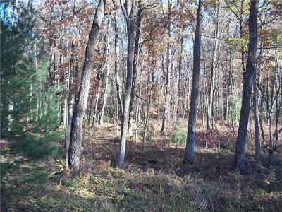 Jackson County, Clark County, Trempealeau County, Buffalo County, Monroe County, Chippewa County, Eau Claire County Residential Lots & Land For Sale: 8740 S Kelly Road Road