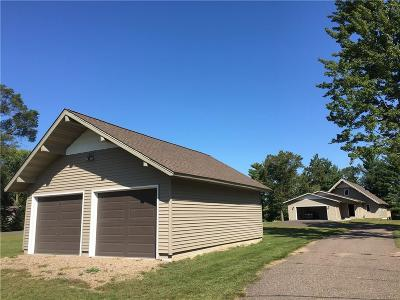 Chippewa Falls Single Family Home For Sale: 7715 189th Street