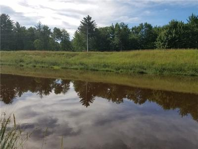 Jackson County, Clark County Residential Lots & Land For Sale: W8771 Blue Bird Drive