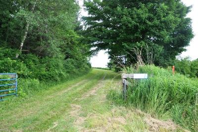 Jackson County, Clark County, Trempealeau County, Buffalo County, Monroe County, Chippewa County, Eau Claire County Residential Lots & Land For Sale: N32887 Carston Road