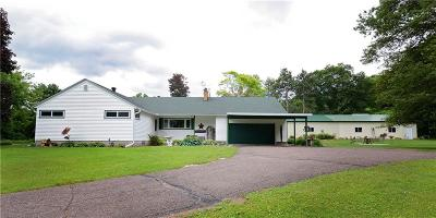 Chippewa Falls Single Family Home For Sale: 980 118th Street