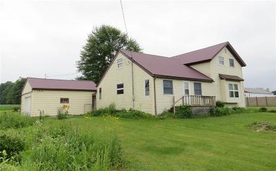Clark County Single Family Home For Sale: N14208 Cty Hwy M