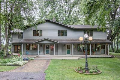 Eau Claire Single Family Home For Sale: 6518 N Shore Drive