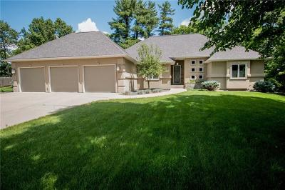 Eau Claire Single Family Home For Sale: 2807 Northwinds Drive