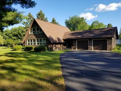 Bruce WI Single Family Home For Sale: $149,900