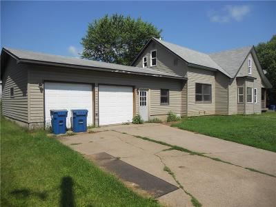 RICE LAKE Single Family Home For Sale: 304 W Messenger Street