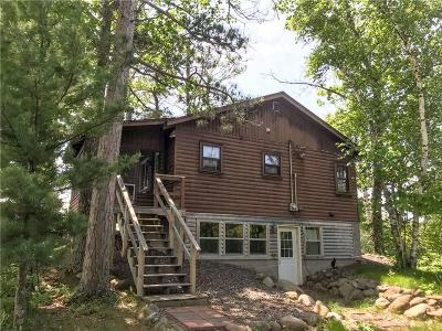 Single Family Home For Sale: 8068n Highline Road