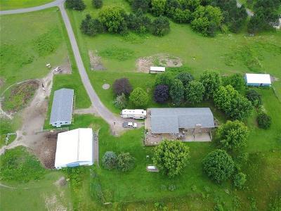 Black River Falls Single Family Home For Sale: 11242 W Roningen Road