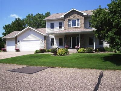 Chippewa Falls Single Family Home For Sale: 16452 91st Avenue