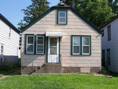 Cumberland Single Family Home For Sale: 1170 Foster Street