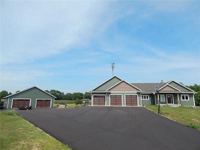 Chippewa Falls Single Family Home For Sale: 14374 44th Avenue