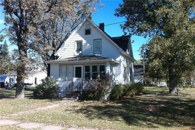 Osseo WI Single Family Home For Sale: $74,900
