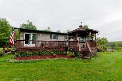Weyerhaeuser WI Single Family Home For Sale: $147,900