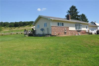 Ettrick WI Single Family Home For Sale: $383,000