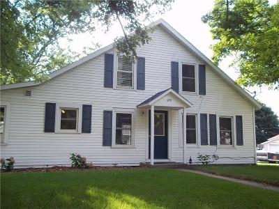 Blair WI Single Family Home For Sale: $99,900