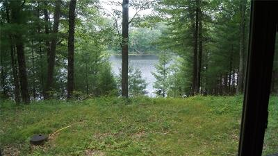 Jackson County, Clark County, Trempealeau County, Buffalo County, Monroe County, Chippewa County, Eau Claire County Residential Lots & Land Active Offer: 16566 180th Avenue