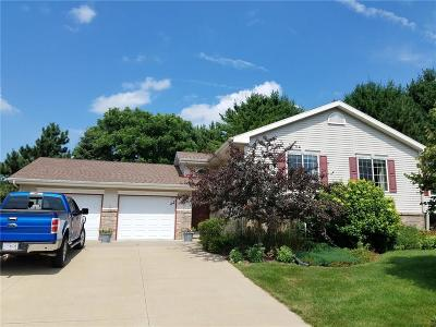 Black River Falls Single Family Home For Sale: 819 Fairway Circle