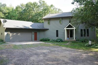 Chippewa Falls Single Family Home For Sale: 16715 Hwy Oo