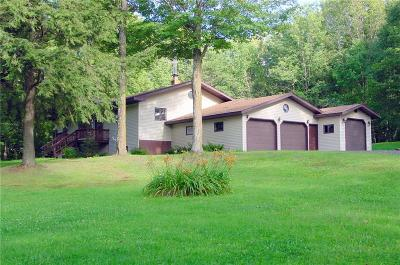 Glen Flora WI Single Family Home Active Offer: $159,000