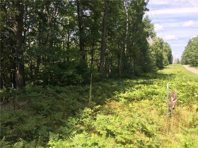 Jackson County, Clark County, Trempealeau County, Buffalo County, Monroe County, Chippewa County, Eau Claire County Residential Lots & Land For Sale: S 80th Street
