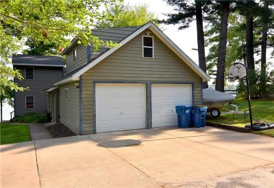 Chetek WI Single Family Home For Sale: $324,900