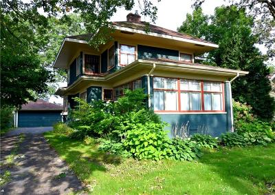 Rice Lake WI Single Family Home For Sale: $132,500