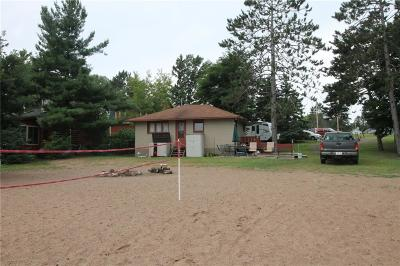 Shell Lake WI Single Family Home For Sale: $199,900
