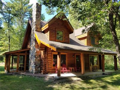 Jackson County Single Family Home Active Offer: W8780 Emerald Lake Road