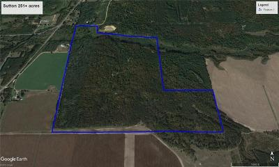 Jackson County, Clark County Residential Lots & Land For Sale: 637 N Lake Road