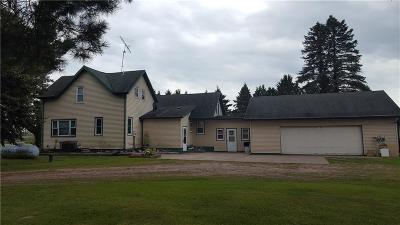 RICE LAKE Single Family Home For Sale: 2444 County Road Ss