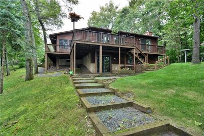 Spooner Single Family Home Active Under Contract: 27564 Hill Road