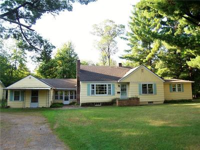 Siren WI Single Family Home For Sale: $139,000
