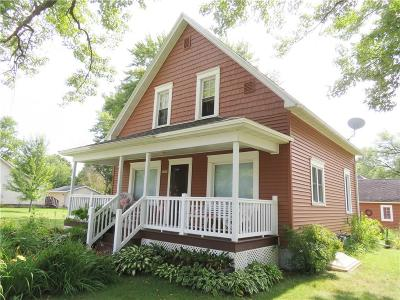 Osseo WI Single Family Home For Sale: $130,000