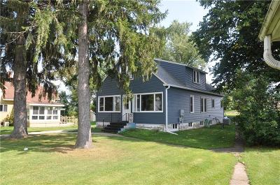 Whitehall WI Single Family Home Sold: $106,000