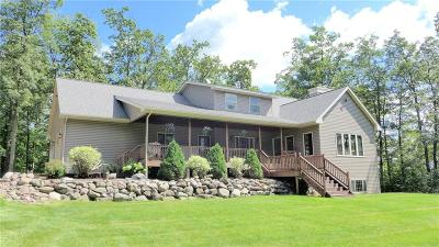 Single Family Home Sold: 4802 N Cranberry Drive