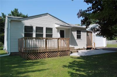 Menomonie Single Family Home Active Offer: 1815 12th Street