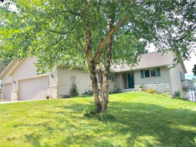 Chippewa Falls Single Family Home For Sale: 5352 195th Street