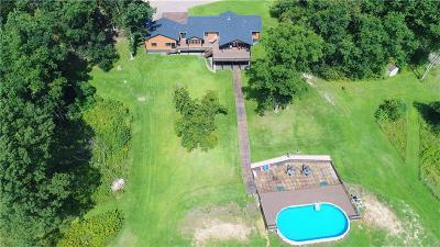 Barron County Single Family Home For Sale: 1105 7 7 1/4 Avenue