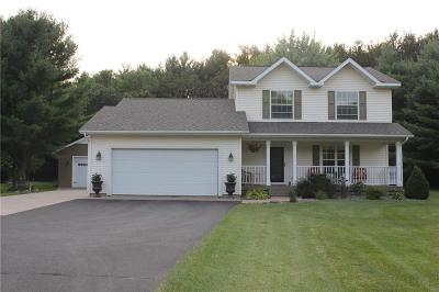 Menomonie Single Family Home Active Offer: N6849 550th Street