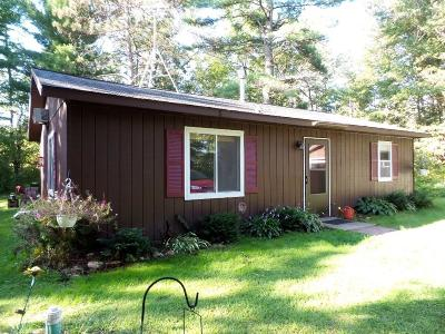 Hatfield WI Single Family Home For Sale: $89,900