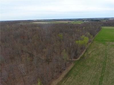 Jackson County, Clark County, Trempealeau County, Buffalo County, Monroe County, Chippewa County, Eau Claire County Residential Lots & Land For Sale: Cty Hwy F