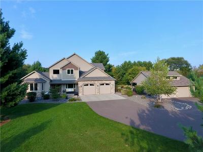 Eau Claire Single Family Home For Sale: S5740 Elm Road