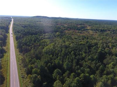 Jackson County, Clark County, Trempealeau County, Buffalo County, Monroe County, Chippewa County, Eau Claire County Residential Lots & Land For Sale: Hwy 95
