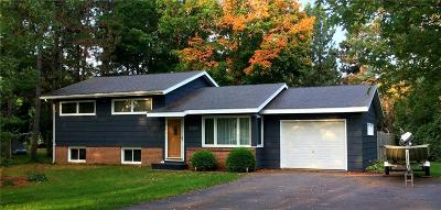 RICE LAKE Single Family Home Active Offer: 1524 Lakeshore Drive