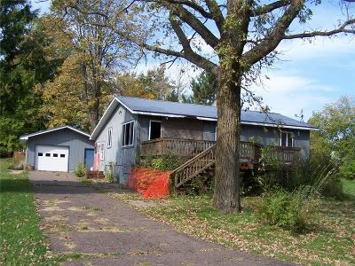 Winter WI Single Family Home Sold: $11,000