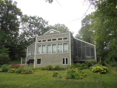 Jackson County, Clark County Single Family Home For Sale: N6570 Riverview Drive